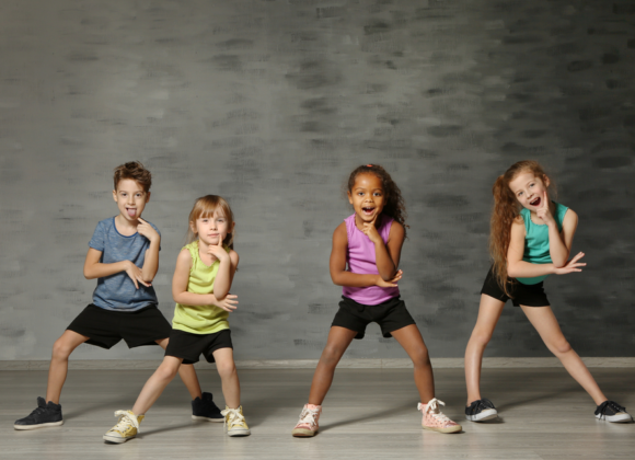 Corso di danza moderna per Bambini dai 6 ai 10 anni