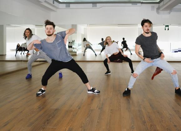Corso di danza moderna Teen