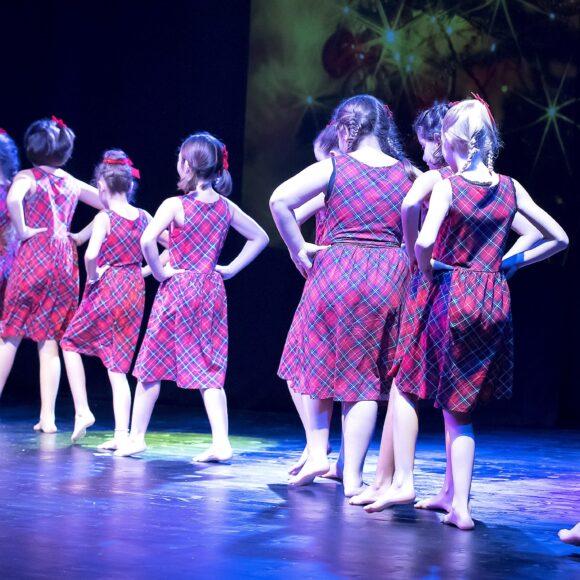 Corso di danza moderna 7/12 anni con Irene Natali