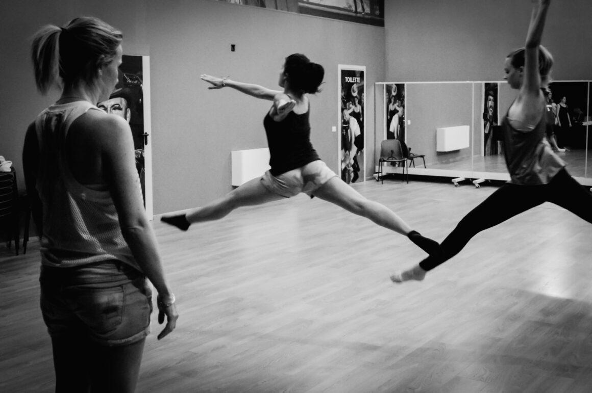 Corso di danza moderna Avanzato